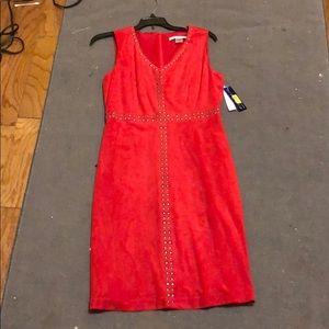 Peter Nygård Red Dress
